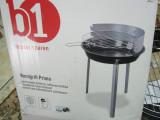 Gratar din metal pentru exterior, B1 Primo