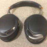 Căști bluetooth Parrot Zik (pentru cunăscători) + carcasă originală, Casti Over Ear, USB