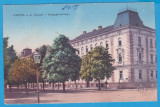 CARTE POSTALA AUSTRIA - KREMS, ROSEGGERNSTRASSE, INCEPUTUL SEC. XX, Circulata, Printata