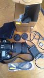 Nikon D90 cu obiectiv AF-S DX NIKKOR 18-105mm f/3.5-5.6G ED VR
