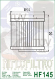 Filtru Ulei HF145 Hiflofiltro Yamaha, Aprilia, Derbi Cod Produs: MX_NEW HF145