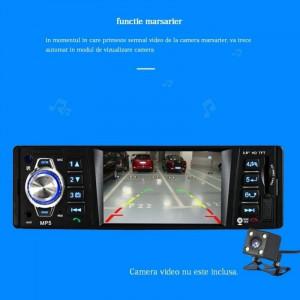 Radio MP3 MP5 Player Auto cu Bluetooth Display 3.9 cu USB Card Reader Media