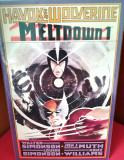 Havok & Wolverine-Meltdown (2 reviste Marvel Comics)