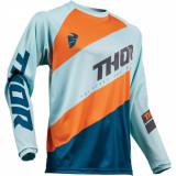 Tricou motocross copii Thor Sector Shear sky/slate marime XS Cod Produs: MX_NEW 29121669PE