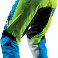 Pantalon Copii Atv/Cross Thor Pulse Level albastru/verde marime 22 Cod Produs: MX_NEW 29031533PE, Pantaloni