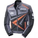 Geaca moto textil Fastway culoare gri portocaliu marime L F205 Cod Produs: MX_NEW 21228952LO, Geci