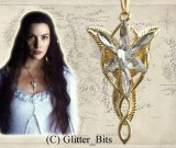 Pandantiv / Colier / Lantisor - LORD OF THE RINGS - Arwen Auriu