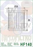 Filtru Ulei HF140 Hiflofiltro Husqvarna Yamaha Cod Produs: MX_NEW HF140