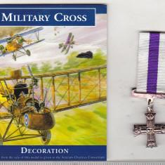 bnk ins Anglia Military Cross - miniatura - replica
