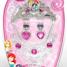 Set diadema si bijuterii (4 piese) Disney 3 New Princess