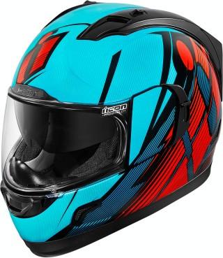 Casca Integrala Icon Alliance GT Primary Blue/Red marime M Cod Produs: MX_NEW 01018995PE