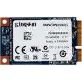 Cumpara ieftin Solid State Drive SSD MLC Kingston SSDNow mS200 240GB mSATA SATA III HDD laptop