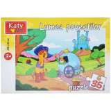 Puzzle 35 Piese Katy