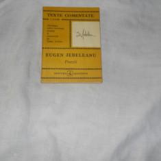 Texte comentate, Poezii  - Eugen Jebeleanu, Alta editura