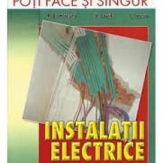 R.dromereschin instalatii electrice