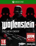 Joc consola Bethesda WOLFENSTEIN THE NEW ORDER pentru XBOX ONE