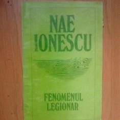 D3 Fenomenul Legionar - Nae Ionescu