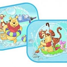 Markas set 2 parasolare cu ventuze 039;Winnie the Pooh 039;