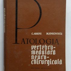 Arseni, Simionescu - Patologia Vertebro-Medulara Neuro-Chirurgicala, Alta editura, Herman Melville