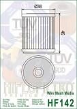 Filtru Ulei HF142 Hiflofiltro TM Racing Yamaha Cod Produs: MX_NEW HF142