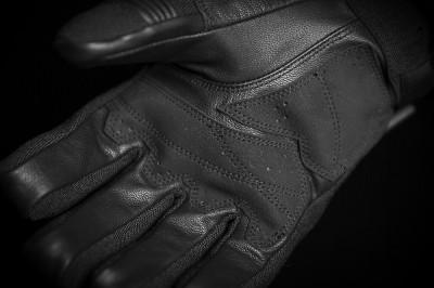 Manusi textile Waterproof Icon Raiden Alcan, negru, XXL Cod Produs: MX_NEW 33012642PE foto