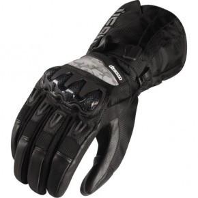 Manusi moto textil Icon Patrol culoare negru marime L Cod Produs: MX_NEW 33100267PE foto
