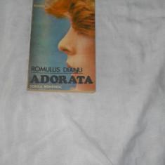Romulus Dianu - Adorata, Alta editura