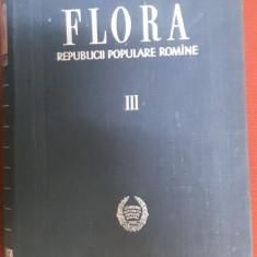 Flora Republicii Populare Romane - Vol.3