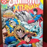 Gambit-3 reviste MARVEL Comics