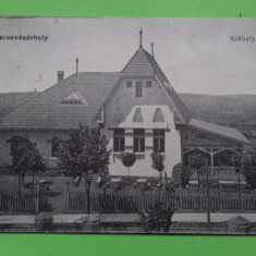 Targu Mures  Marosvasarhely, Necirculata, Printata