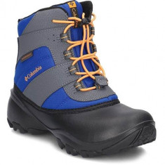 Bocanci Copii Columbia Youth Rope Tow Iii Waterproof BY1322437, 33, 34, Gri