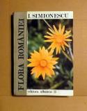 Y7- FLORA ROMANIEI DE I. SIMIONESCU