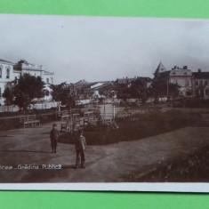 Tulcea Dobrogea Gradina Publica, Circulata, Printata