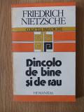 Dincolo De Bine Si De Rau- Friedrich Nietzsche