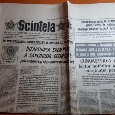 ziarul scanteia 2 noiembrie 1989