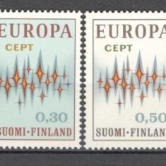 Finlanda.1972 EUROPA  KF.289