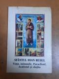 Sf. Ioan Rusul, Viața, minunile, Paraclisul, Acatistul și slujba
