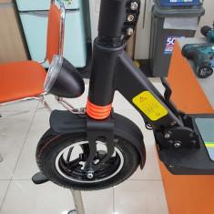 Trotineta electrica pliabila Joyor Voyager, 500W, autonomie 35-50 km