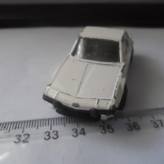 Bnk jc Corgi  Fiat XI/9