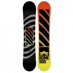 Placa Snowboard Rome Factory Rocker 155 2019