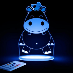 Lampa de veghe Hippo