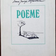 TOMA GEORGE MAIORESCU - POEME (editia princeps, 1985) [coperta PETRE HAGIU]