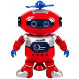 Robot inteligent Music Lover Robo, danseaza in ritm de muzica, lumina si sunet