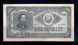 BANCNOTA  100 LEI 1952 (2)