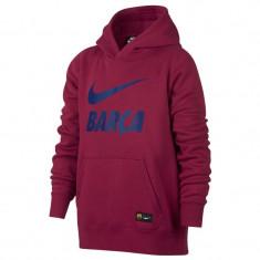 Bluza,Hanorac Nike FC Barcelona JR-Bluza Originala-891916-620, S