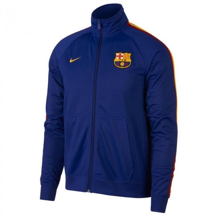 Bluza,Hanorac Nike FC Barcelona-Bluza Originala-892532-455