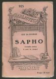 Ion Al-George / SAPHO - comedie antica, ed.cca 1910 (Biblioteca pentru Toti)