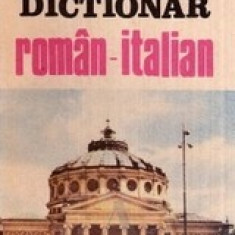 Dictionar Roman-Italian  -  Ion Neata