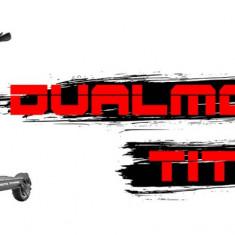 Trotineta electrica pliabila Dual Moto Titan