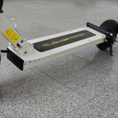 Trotineta electrica pliabila Joyor Allegria - Confort Plus, autonomie 35-50 km